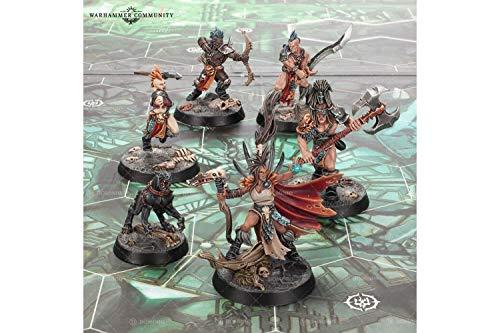 Warhammer Fantasy Miniatures - Warhammer Underworlds: Godsworn Hunt