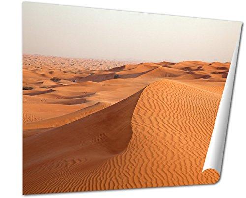 Ashley Giclee Red Sand Arabian Desert Riyadh Red Sand Arabian Desert Near Dubai United Arab Emirates wall art poster print for bedroom, ready to frame, 16x20 - Riyadh Emirates