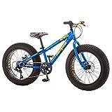 Mongoose Kong Boy's Fat Tire Bike, 20