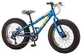 "Mongoose Kong Boys Fat Tire Bike, 20"""