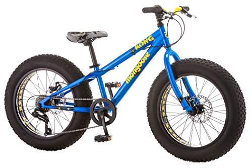 Mongoose Kong Boy's Fat Tire Bike, 20'' by Mongoose (Image #1)