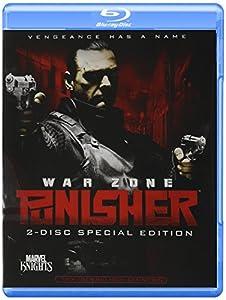 Punisher: War Zone [Blu-ray] by Lions Gate