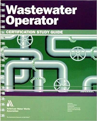 Amazon com: Wastewater Operator Certification Study Guide
