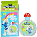 First American Brands The Smurfs Grouchy Eau De Toilette Spray (Tester) for Kids, 1.7 Ounce