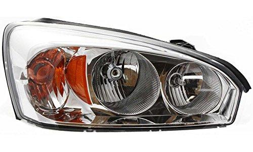 05 malibu headlight assembly - 4