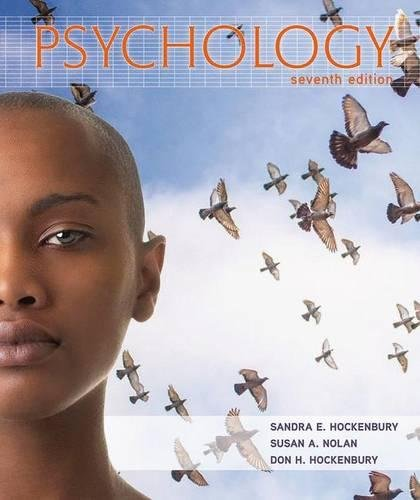 Top 8 best psychology books hockenbury 7th edition 2020