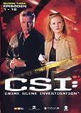 CSI: Crime Scene Investigation - Season 3.1 (Amaray) [3 DVDs]
