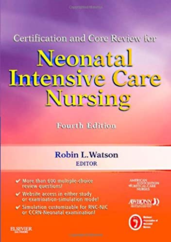 certification and core review for neonatal intensive care nursing rh amazon com Exam Study Tips Cicerone Exam Study Guide
