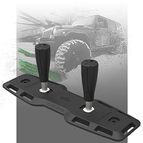 BILLET4X4 TRED PRO Mounting Bracket - for - TRED PRO (4X4 Off-Road Vehicle Recovery) by BILLET4X4