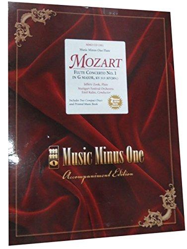 Concerto No. 1 in G Major, K. 313: Flute 2-CD Set