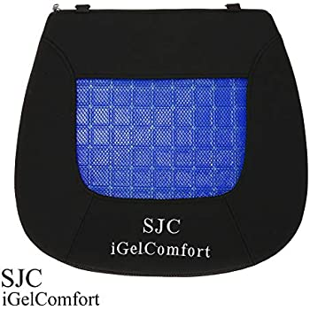 Amazoncom Sojoy Igelcomfort Coccyx Orthopedic Breathable Gel Seat