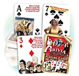 Flickback Media, Inc. 1974 Trivia Playing Cards: Great Birthday or Anniversary Idea
