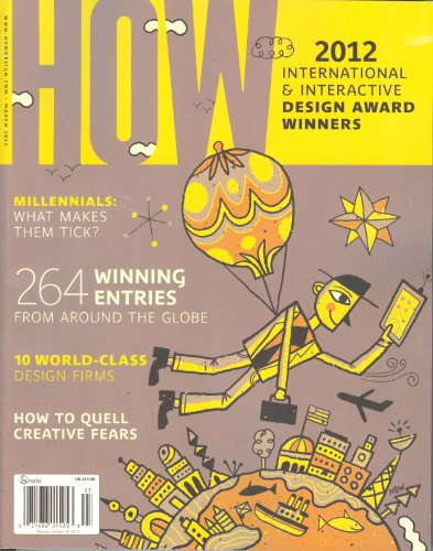 How Magazine March 2012:International Annual (Volume 27 # 2) ()