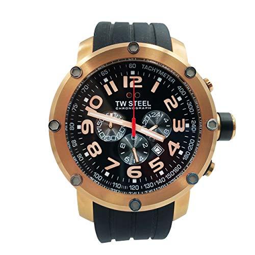 TW Steel Grandeur Quartz Male Watch TW131 (Certified Pre-Owned)