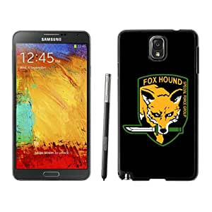 Genuine Samsung Galaxy Note 3 Phone Case Metal Gear Solid one Case 277 Pretective Skin Case For Samsung Galaxy Note 3 N900A N900V N900P N900T Case 278