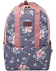 Lixada Backpack Lightweight Daypack Fashion Leisure Print Backpack for Teenager Girls Women School Outdoor Sports Travel Bag