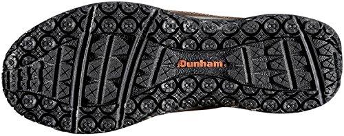 Dunham Mens Cloud Mid-Cut Waterproof Boot Brown/Brown kY417