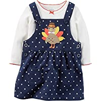 Baby Girls' 2 Piece Top And Jumper Set