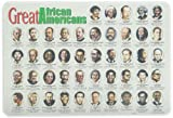 Painless Learning Great African Americans Placemat