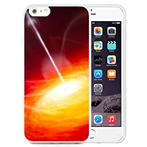 New Beautiful Custom Designed Cover Case For iPhone 6 Plus 5.5 Inch With Quasar Space (2) Phone Case