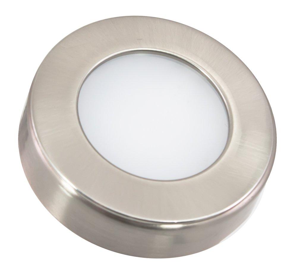 American Lighting OMNI-TW-R1-NK Undercabinet, Nickel