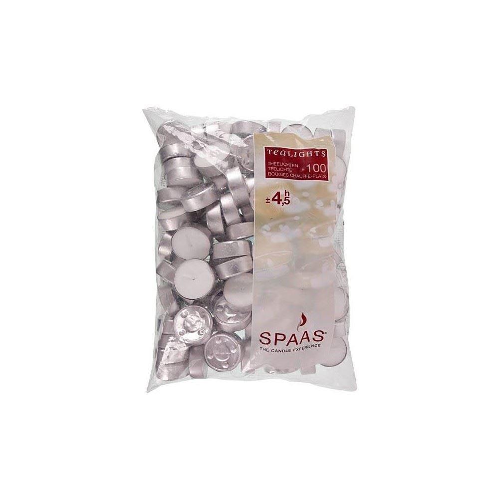Spaas Box Tealights (100) - Pack of 6