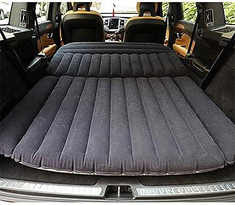 Amazon.com: Cama de aire para camping y SUV de viaje, cojín ...