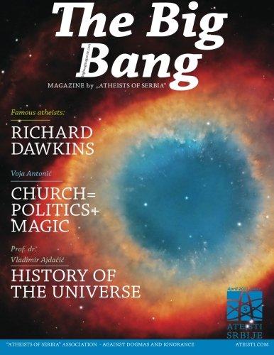 The Big Bang 1: Magazine by Atheists of Serbia (Big Bang Magazine) (Volume 1) pdf