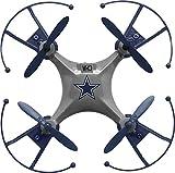 DGL Cowboys NFL Micro 3.7V Remote Control 360 Degree Rechargable Quadcopter Drone