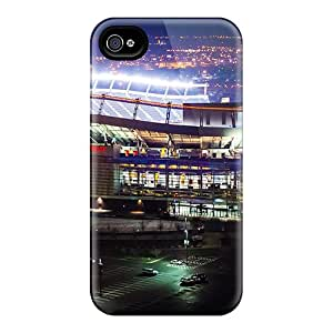AlexandraWiebe Snap On Hard Cases Covers Denver Broncos Protector For Iphone 6plus