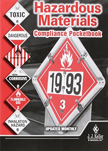 - J.J. Keller 39 Hazmat Compliance Pocketbook
