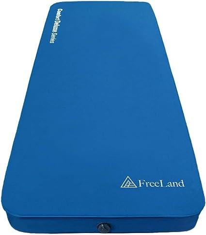 Amazon.com: FreeLand - Colchoneta de dormir autoinflable 3D ...