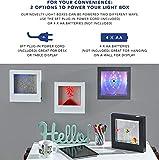 Adesso SL3984-02 Simplee Novelty RGB LED Mood Box