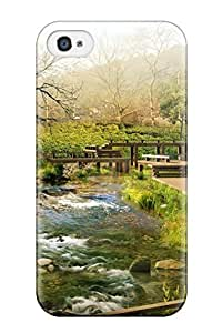 R2VV93K3PWAEUIPE Protection Case For Iphone 4/4s / Case Cover For Iphone(river Earth) WANGJING JINDA