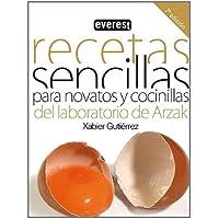 Recetas Sencillas Para Novatos Y Cocinillas (Spanish Edition)