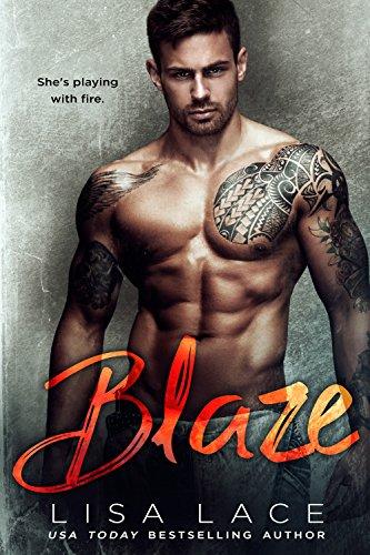 Blaze: A Firefighter Romance cover