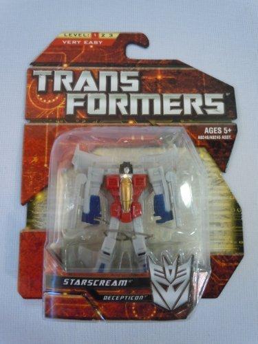 Exclusive Transformers - G2 Starscream Decepticon Legends Class