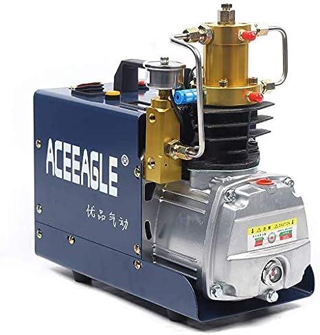 300bar 4500psi Hochdruck Druckluftpumpe Yunrux 30mpa Pcp Kompressorpumpe Elektrische Hochdruck Luftkompressor Hochdruckluftpumpe 1 8kw Öl Wasser Trennung Und Automatische Abschaltung Fuktion Baumarkt