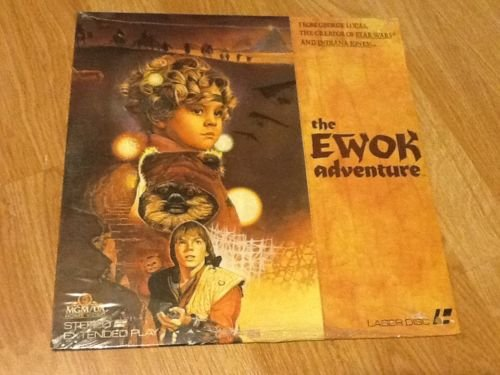 The Ewok Adventure (Laserdisc)
