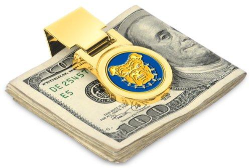 North Carolina A&T Aggies Spring Loaded Money Clip ()