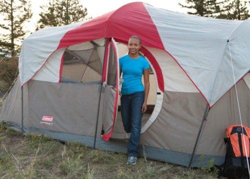 Coleman Hooligan 3 Tent & Three Room Tent Coleman - Best Tent 2018