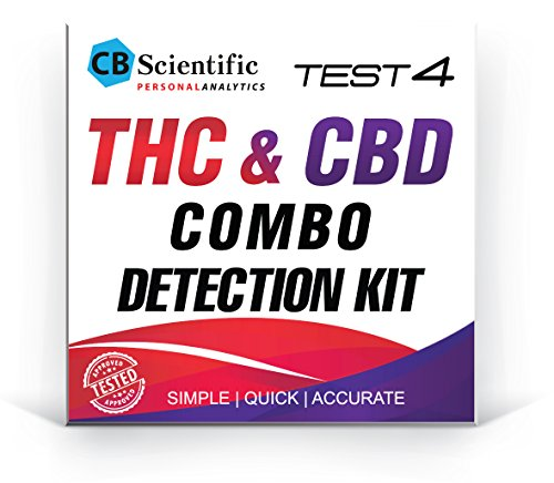 Cbd Oil Drug Test - THC/CBD Combo Detection