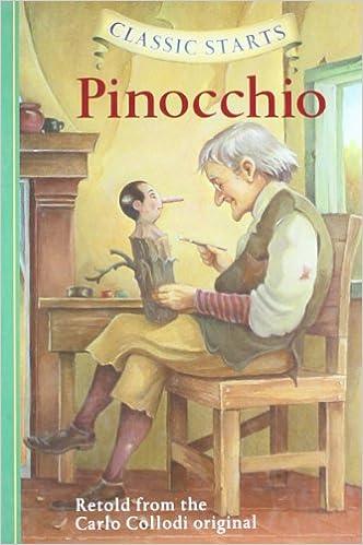 Télécharger le livre d'essai en anglais pdfClassic Starts™: Pinocchio (Classic StartsTM Series) (Littérature Française) iBook by Tania Zamorsky