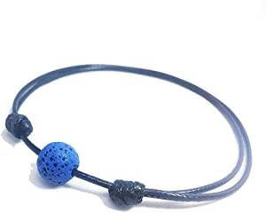Sweepstakes: SEY Braided Rope Cord Lava Bracelet for Stylish…