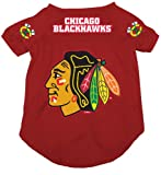 NHL Chicago Blackhawks Pet Jersey,  Large