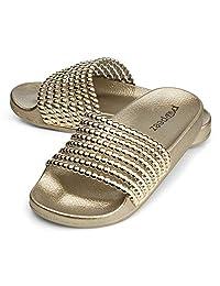 Pupeez Girls Slide Sandals