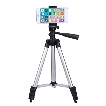 FSACZ trípode teléfono Soporte para trípode para cámara réflex ...