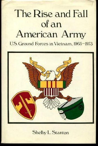 The Rise and Fall of an American Army: U.S. Ground Forces, Vietnam, 1965-1973 (Generals Zero Hour Rise Of The Reds)