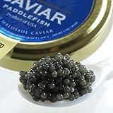 Paddlefish Caviar, Spoonbill - 0.5 Oz