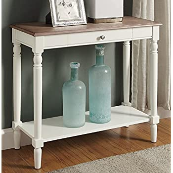 Amazon Com Convenience Concepts French Country End Table